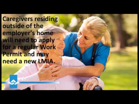 Canadian Live in Caregiver Program Video