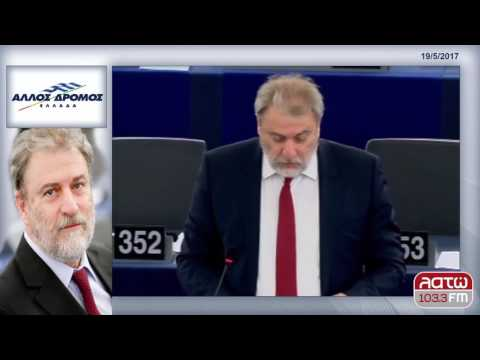 Ο Νότης Μαριάς καταγγέλλει τα σκληρά μνημονιακά μέτρα της κυβέρνησης ΣΥΡΙΖΑ-ΑΝΕΛ