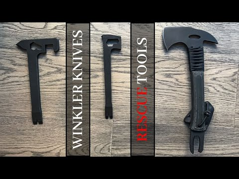 Special Forces Medic Axe + Rescue Tools