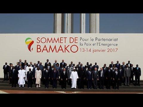 Το «αντίο» του Φρανσουά Ολάντ στην Αφρική