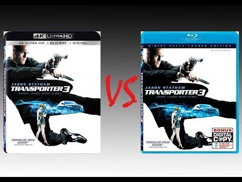 ▶ Comparison of Transporter 3 4K Dolby Vision vs Transporter 3 2009 Blu-Ray Edition
