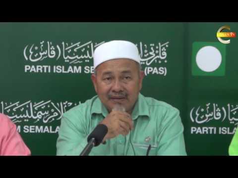 PAS pergiat kempen di PRK Sg Besar - Dato' Tuan Ibrahim Tuan Man