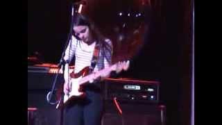 Best 15 Year Old Girl Blues Guitarist EVA KOURTES