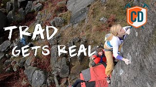 Climbing Past The No FALL ZONE  | Climbing Daily Ep.1686 by EpicTV Climbing Daily