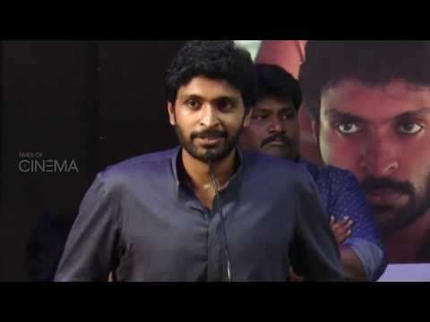 Vikram Prabhu Actor Speaks About Sathriyan Movie Press Meet | TOC