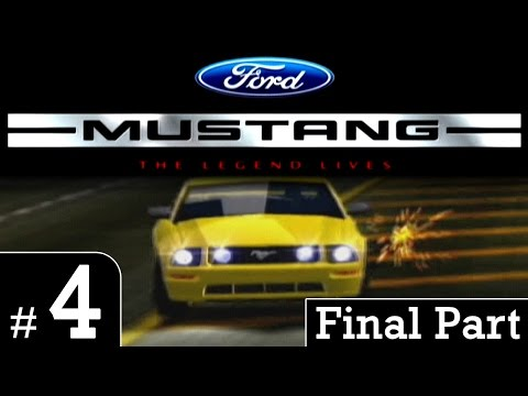 ford mustang playstation 2