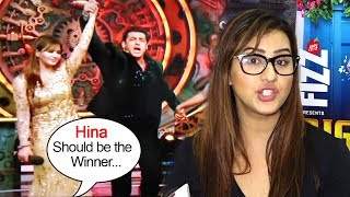 Video Shilpa Shinde's ANGRY Reply On Hina Khan Deserves To WIN Bigg Boss 11 Not Her MP3, 3GP, MP4, WEBM, AVI, FLV Januari 2018