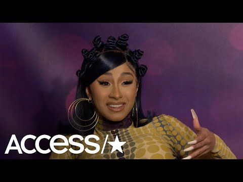 Cardi B Hilariously Reveals She Was 'Nervous' To Give Jennifer Lopez A Lap Dance On 'Hustlers'