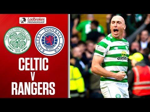 Celtic 2-1 Rangers   Late Forrest Winner Stuns Ten-Men Rangers   Ladbrokes Premiership