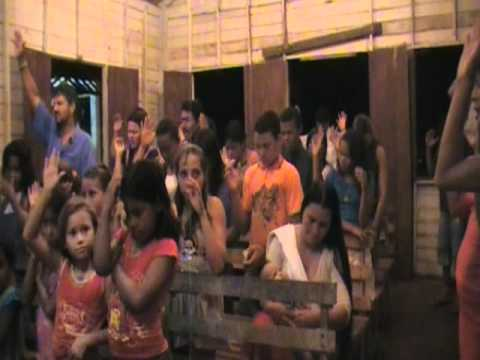 culto com a participacao do Pr  Alison em Lontra da Pedreira.MOD