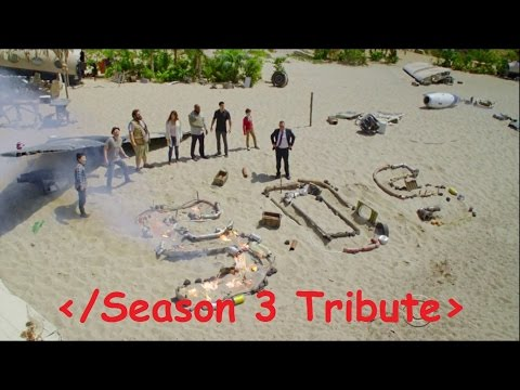 Scorpion Season 3 Tribute