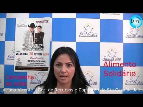 Jales - Santa Casa lança campanha