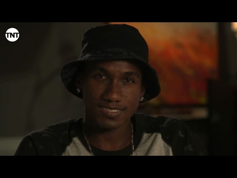 Hopsin - Behind the Scenes - First Big Scene I Murder in the First I TNT