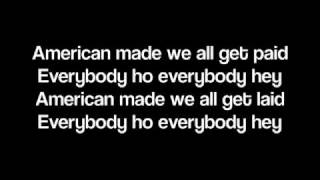 American Wasted by New Medicine [Lyrics]