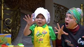 Video Baby Unboxing Playdoh Kitchen Mania  Gen Halilintar 11 Qahtan Halilintar MP3, 3GP, MP4, WEBM, AVI, FLV Juni 2019