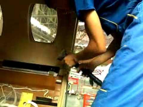 Dubinsko pranje aviona - Clean Service