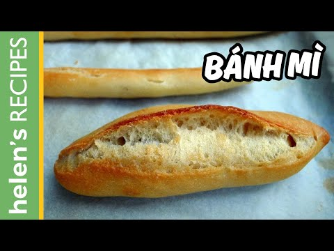 Video Recipe: How to Make the Vietnamese Baguette – Banh Mi