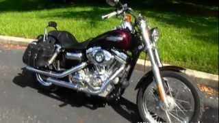 1. 2007 Harley Davidson FXDC Dyna Super Glide Custom - Motorcycle Dealer