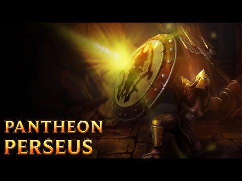 Pantheon Perseus - Perseus Pantheon