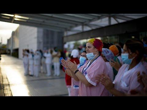 Ισπανία: Η ζωή των εργαζομένων στην υγεία