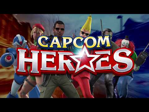 Dead Rising 4 - Capcom Heroes Mode - PS4