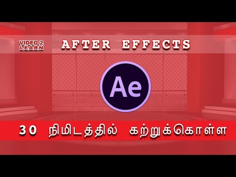 After Effects Tutorial In 30 Minutes