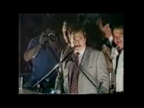 #ElDiscurso que hizo llorar a un País #Octubre 1983 #Alfonsín