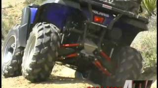 6. ATV Television Test - 2004 Polaris Sportsman 500
