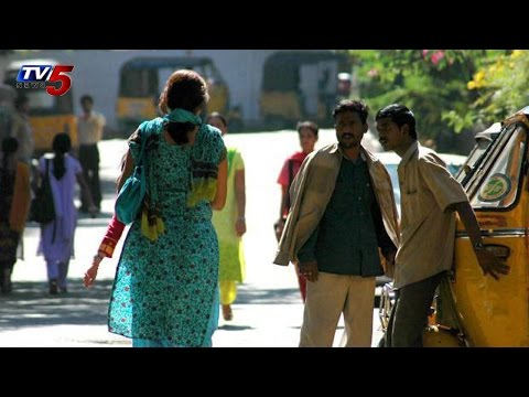 Hyderabads She Teams to keep eye on eve teasers : TV5 News