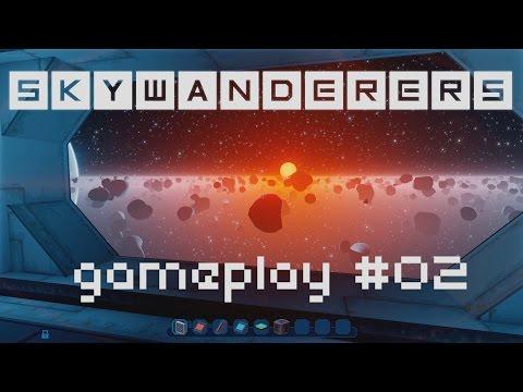 Skywanderers, visiter un anneau de planète