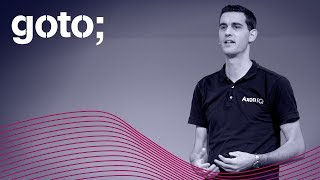 GOTO 2018 • Event-Driven Microservices - not (just) about Events! • Allard Buijze