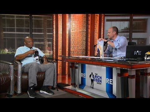 Hall of Famer Warren Moon Talks Seahawks, Kaepernick & More In-Studio | Full Interview | 7/12/17