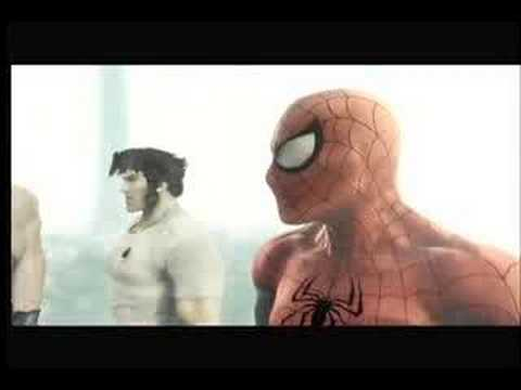 Ultimate Alliance Cinematics