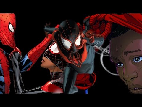 Could We See A Black Peter Parker? – AMC Movie News