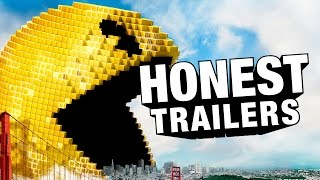 Honest Trailers - Pixels by Screen Junkies