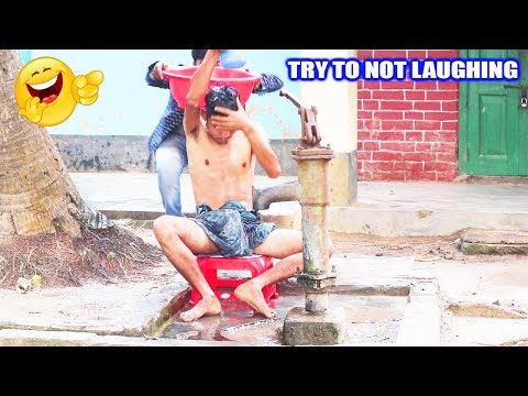Best Funny Comedy Videos 😂 2019_Try not to laugh_Ep 04 | BindasFunBoys