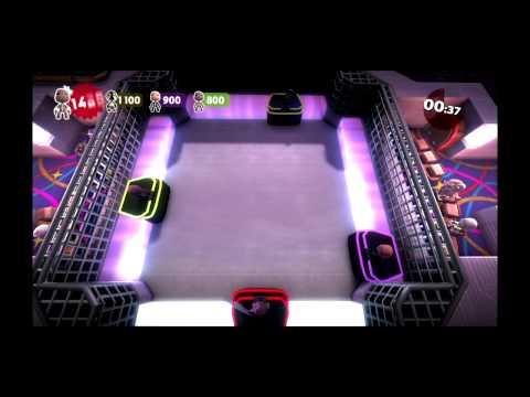LittleBIGPlanet 2 [ИгроПроходимец + Лизавета + MrDareuds + Strannik] Part 018 (Final)