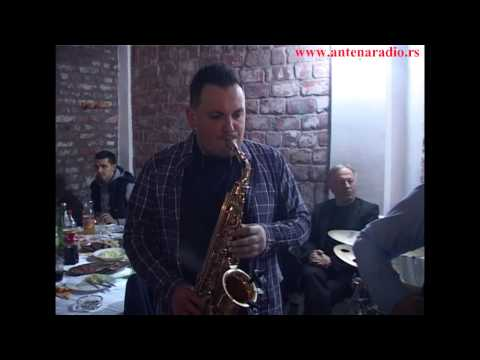kolo - Muzička zabava u Čitluku kod Kruševca u etno kafani