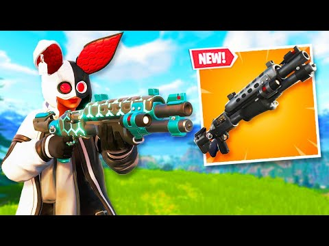 *NEW* OVERTIME REWARDS In Fortnite! NEW TACTICAL SHOTGUN Gameplay! (New Fortnite Update Live)