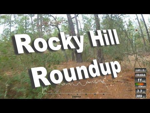 2014 Rocky Hill Roundup Mountain Bike Race