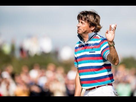 Nijmeegse golfer Robert-Jan Derksen met pensioen