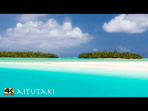 Aerial Ambience from beautiful Aitutaki...found in the stunning Cook Islands
