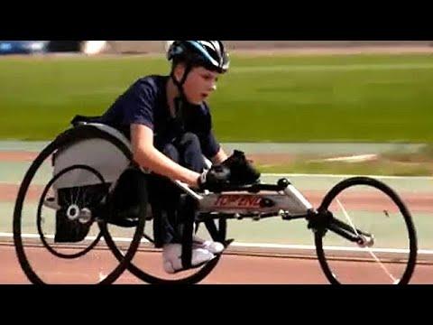 Πώς ένας 13χρονος Σύριος με αναπηρία παίρνει πίσω τη ζωή του μέσω του αθλητισμού