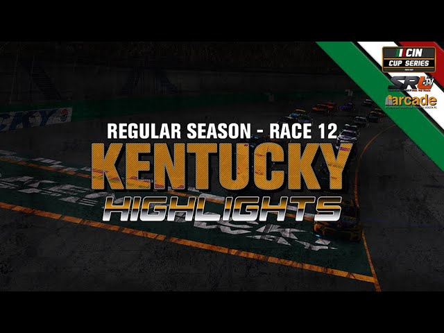 CIN CUP SERIES 2020 Gara 12 Esport Hub Srl Kentucky 200 Highlights