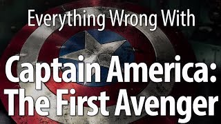 Video Everything Wrong With Captain America: The First Avenger MP3, 3GP, MP4, WEBM, AVI, FLV Januari 2019