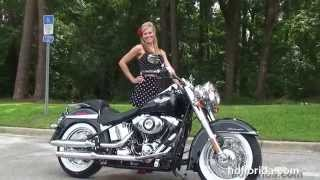 7. 2014 Harley Davidson Softail Deluxe for sale *