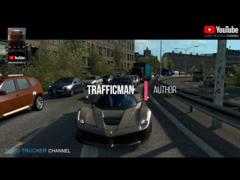 Sport Cars Traffic Pack by TrafficManiac v4.1