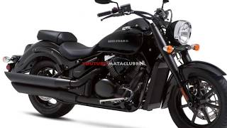 1. 2019 Suzuki Boulevard C90 BOSS (Cruisers Suzuki) New Model