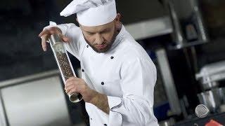 Conheça os Desafios do Chef na Cozinha - Visita Record