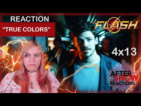"The Flash 4x13 - ""True Colors"" Reaction Part 1"